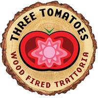 three tomatoes logo
